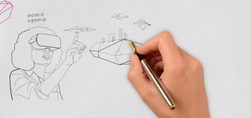 Embedded thumbnail for 2D animacija z ilustracijami